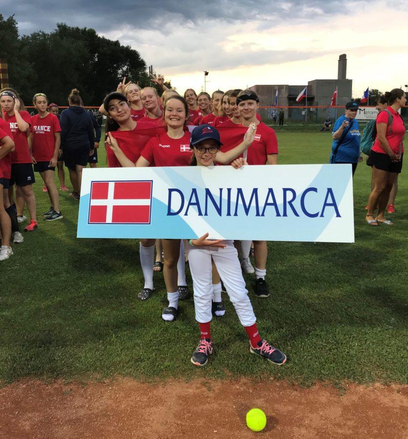 U19 landsholdspigerne til EM i Italien