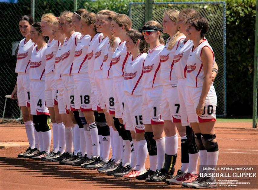 Danmark slutter på 12. pladsen ved EM for U19 damer