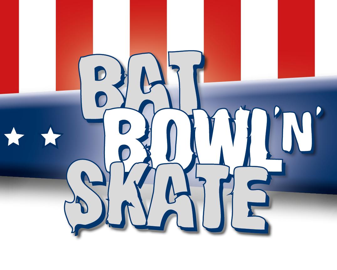 Bat Bowl 'N' Skate