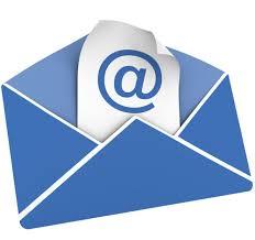 Kontakt os på mail